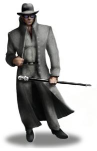 Fool Killer gray