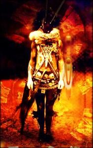 nayanazgeni the navajo god of war